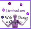 Lionrhod.com Web Design & Graphics