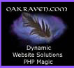 OakRaven.com PHP Magic and Dynamic Website Solutions